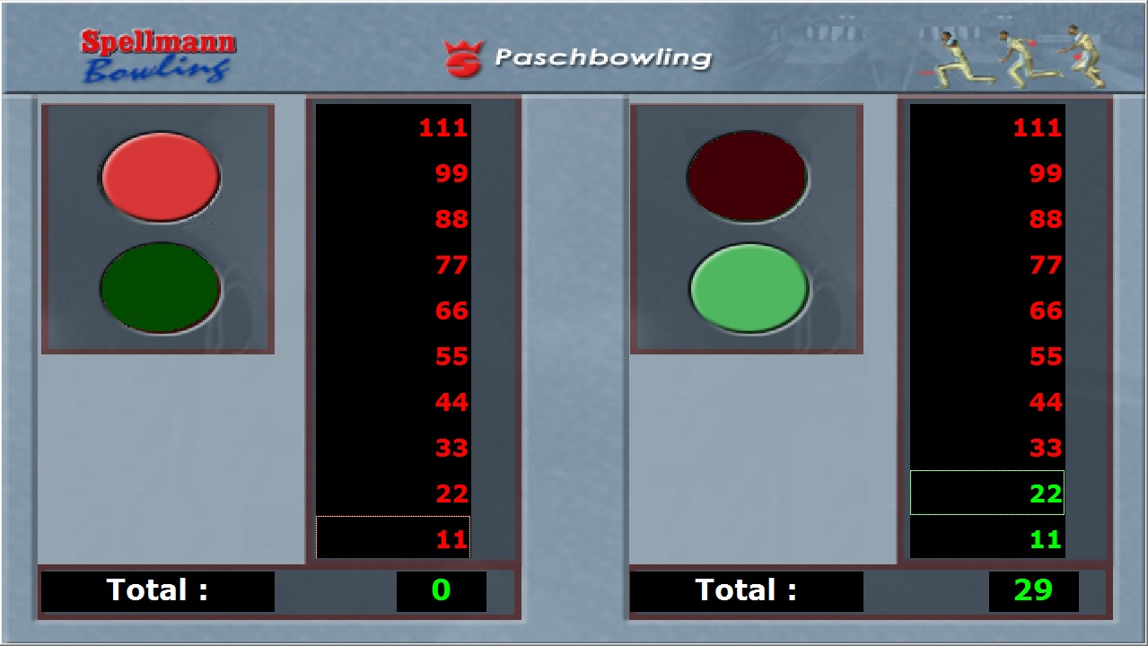 Paschbowling